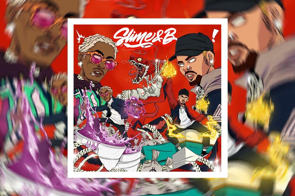 Young-Thug-and-Chris-Brown-Unite-for-Slime-B-Mixtape